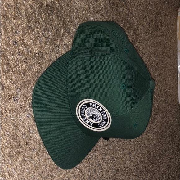 Great brixton hat! Green 7e2bd7675ca